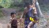 爸爸萌娃误入马来西亚土著部落