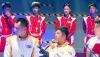 短道拉力淘汰赛  羽泉战队——黎竹 刘柳淘汰