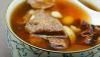 蒲公英猪肺汤