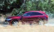 SUV新选择,小众车型讴歌RDX