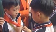[2020-01-09]南方小记者:顺德:华附顺德北滘学校举行入队仪式