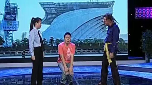 20150823《粤韵风华》(第二季):娇姐队获本集笑林霸主