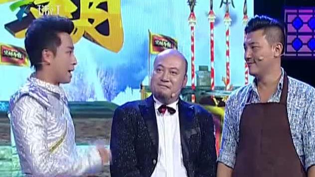 20150816《粤韵风华》(第二季):赵奔团队胜出