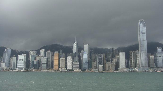 香港:经济风浪将至