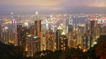 香港楼市转向?