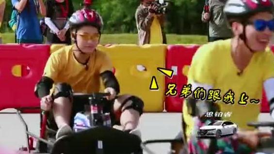 林志颖战队赢得漂移车大战第二轮