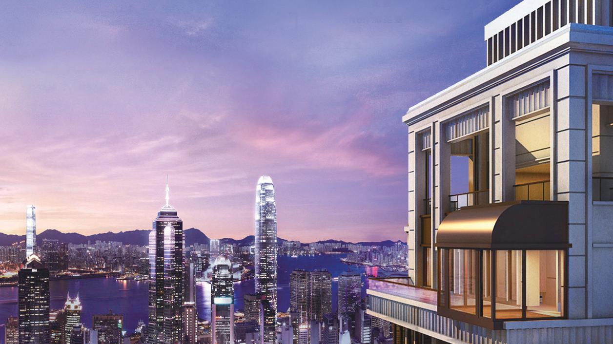 香港:豪宅市场频现蚀让个案