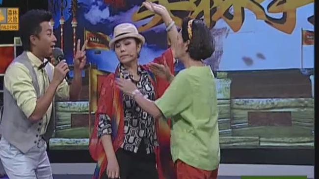 20151025《粤韵风华》:笑林争霸第二季