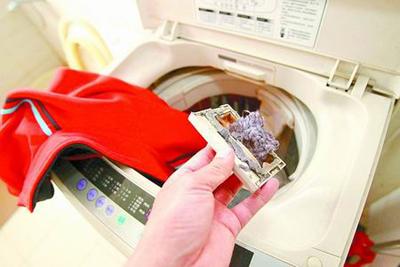 洗衣机洗衣服越洗越脏?