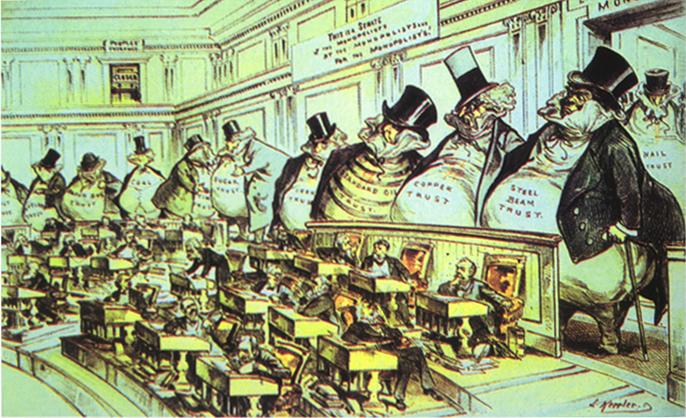 TPP是跨国资本对国家主权的挑战