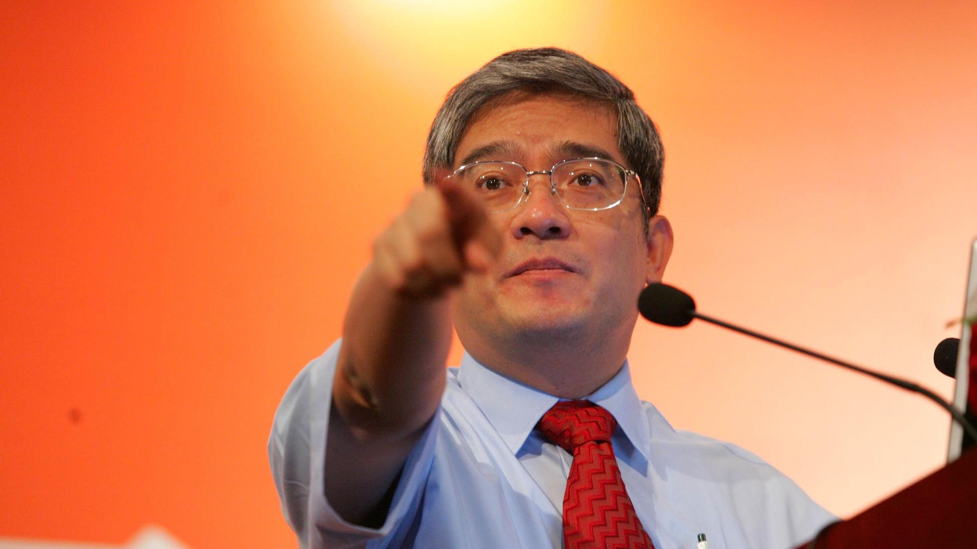 郎咸平:中国应主动对抗TPP