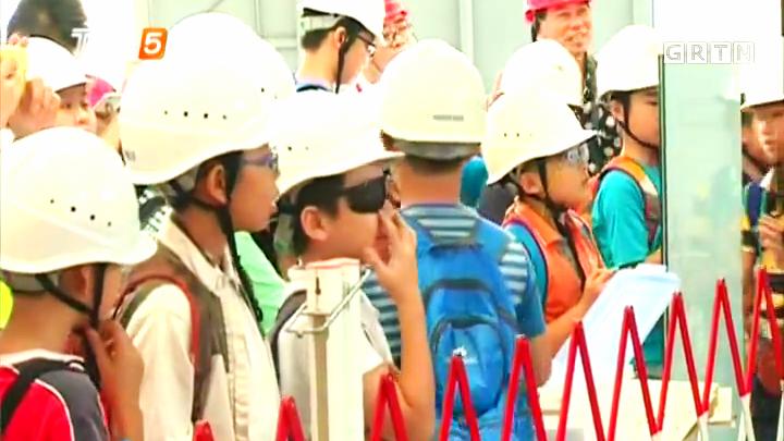 科学用电  智慧未来——智慧用电小先锋进校园活动盛大举行