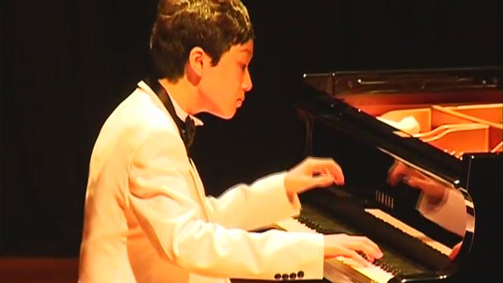 天驹之梦——廖天驹钢琴独奏音乐会
