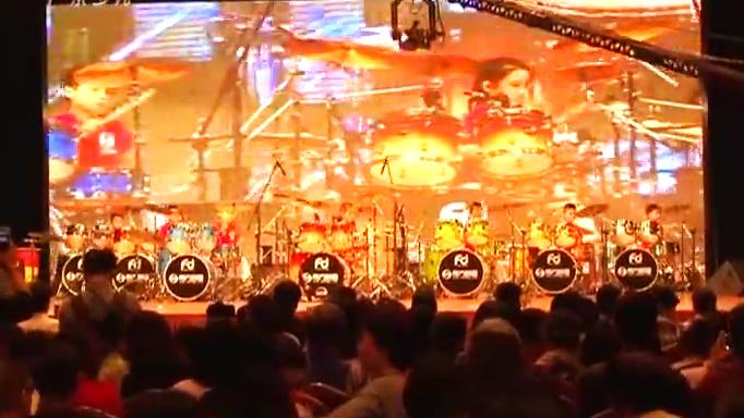 第七届南方鼓国打击乐专场音乐会隆重举行