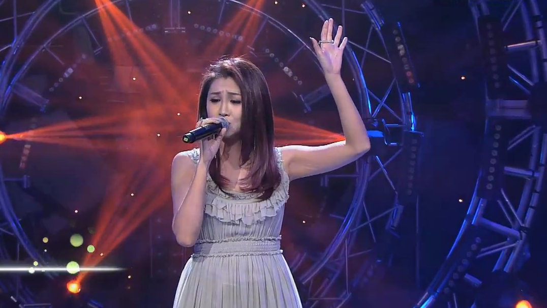 温丝婷唱《大城小事》媲美杨千桦