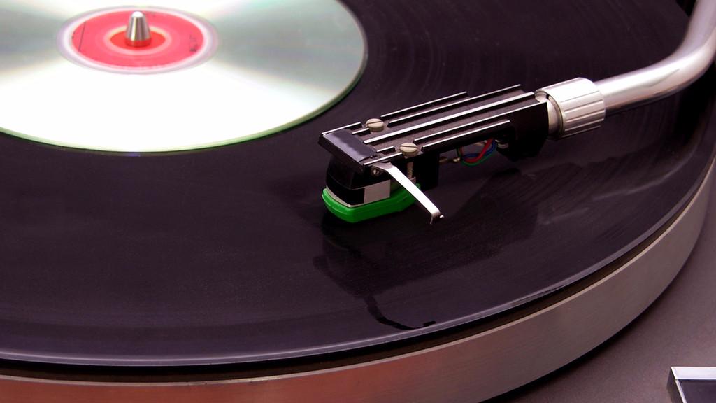 """广州国际音响唱片开展  """"黑胶唱片""""成为新宠"""