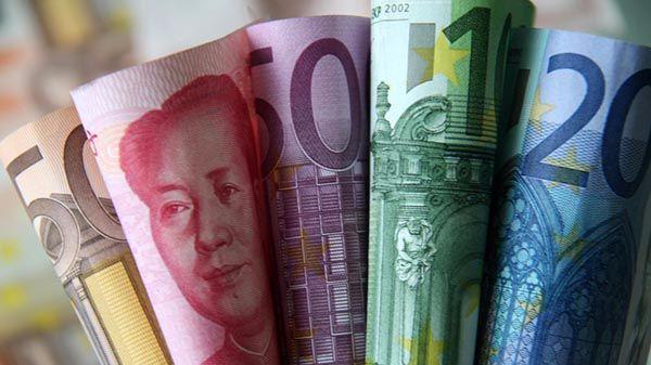 欧元上位成国际货币 德国马克安乐死