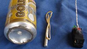 IS称将炸弹伪装易拉罐炸毁俄罗斯客机
