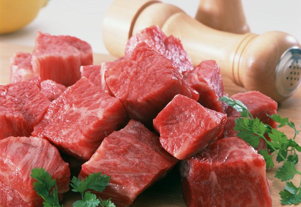 简单一张纸  分辨注水牛肉