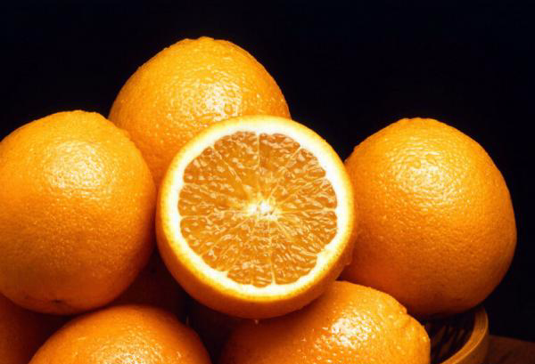酸橙子变甜橙子
