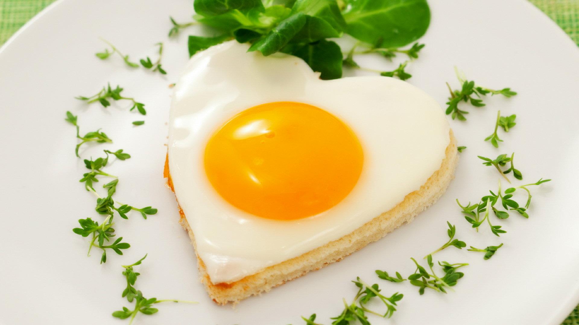 厨房新手也会做的爱心早餐