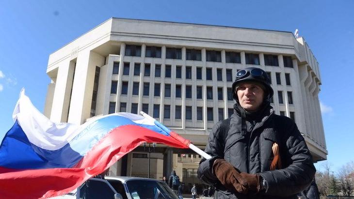 俄借机调整与西方国家的关系?