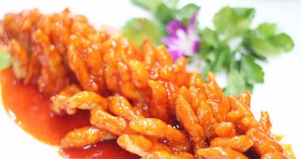 养胃美味 贵妃菠萝鱼