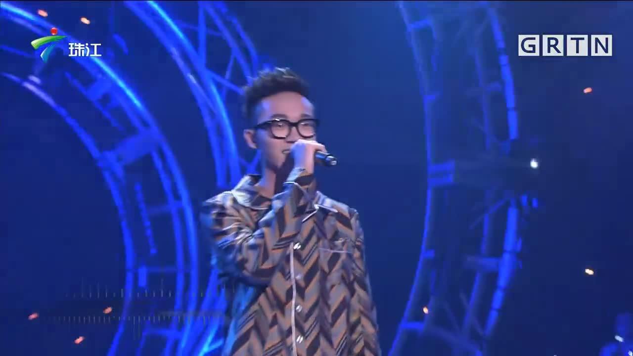 叶枫华帅气歌唱《天才与白痴》