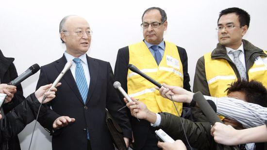 国际原子能机构结束对伊朗调查