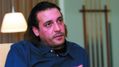 黎巴嫩向卡扎菲之子发逮捕令