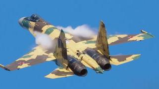 俄媒称中俄正式签署苏-35战机销售协议