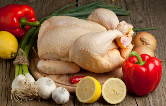 鸡哪些部位不能吃?