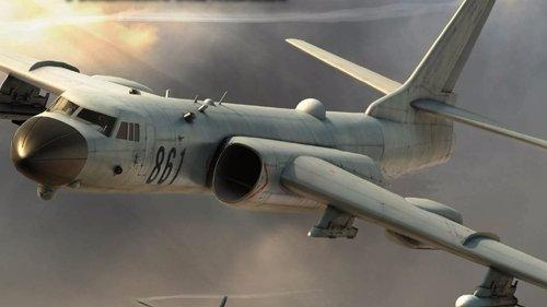 轰6-K机群远海训练遭日监视拦截