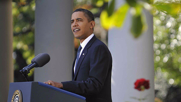 奥巴马称加州枪击是恐怖主义行为