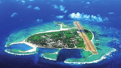 中石化将在南海永兴岛上建油站
