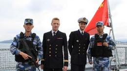 中国海军对抗演练 反潜创多项记录