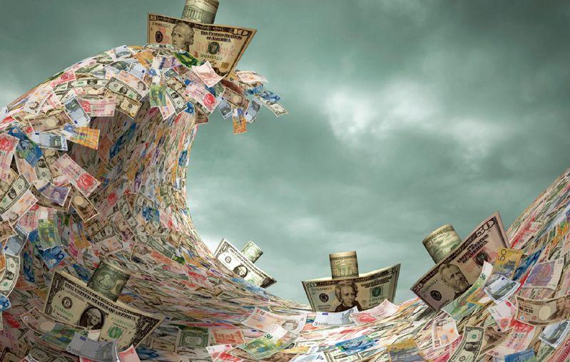 金融市场太混乱 英美混沌中探索