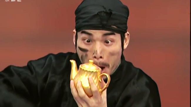 疯狂的金壶