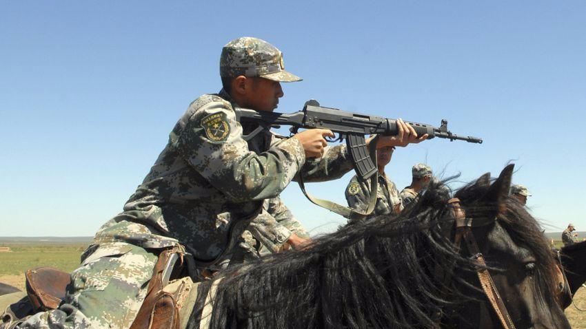 中国最后的骑兵 部队肩负新任务