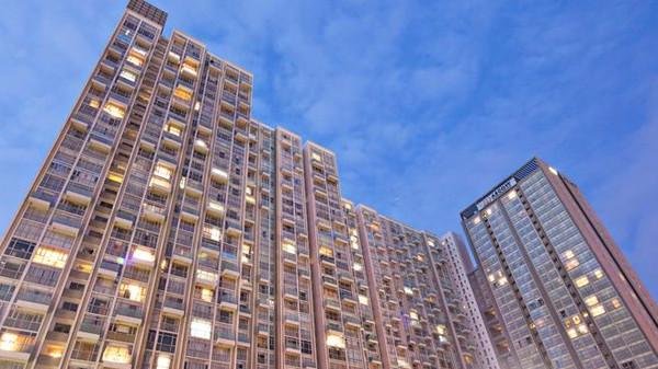 广州二手楼成交去年大增