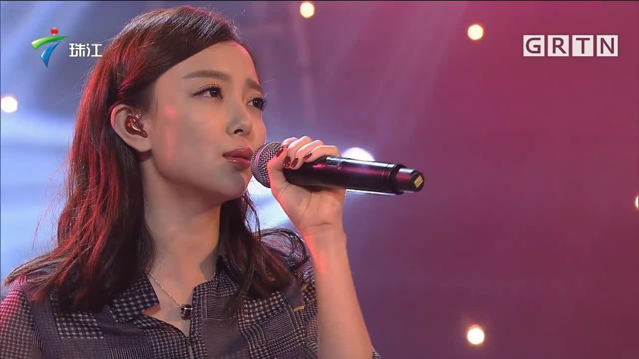 广西歌手汪小敏深情演绎《情人》