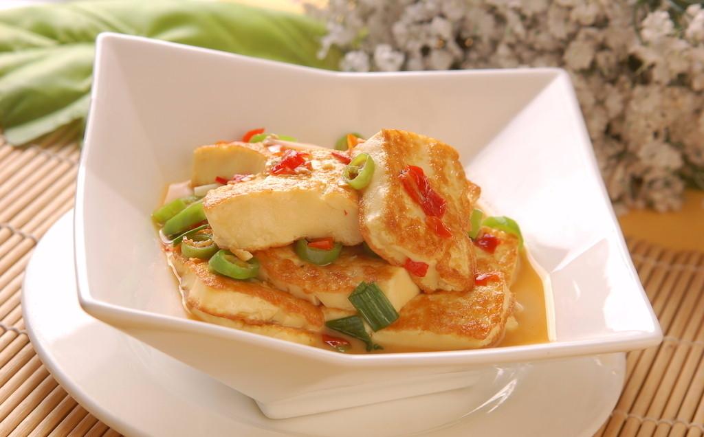 这样处理一下 煮豆腐不易破