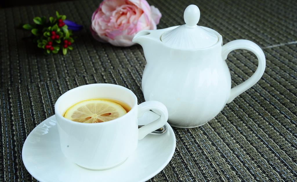 两个关键 巧泡热柠茶
