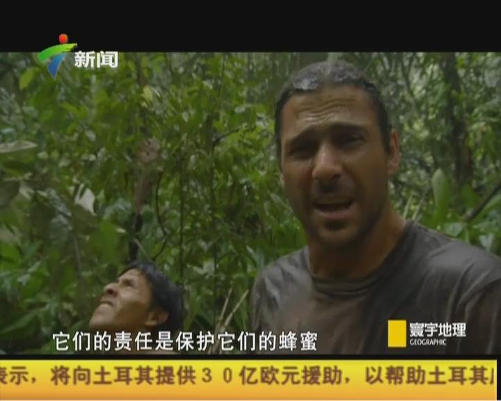 那些部落教我的事——雨林战士