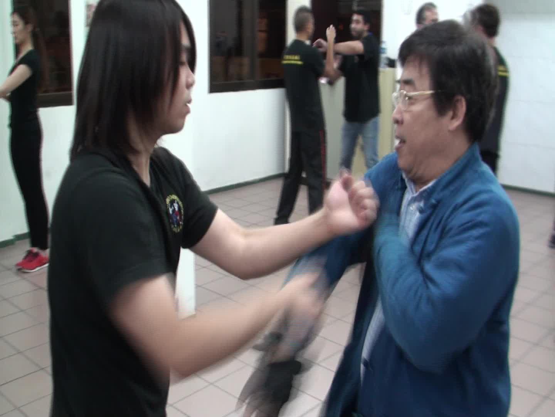 刘功成·咏春黐手示范4