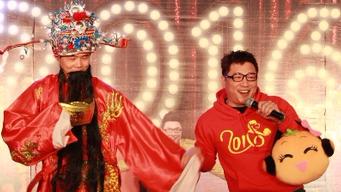 探班:广东台音乐之声贺新春