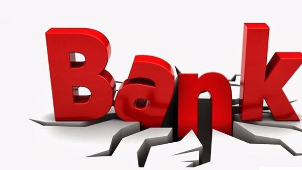 全球经济动荡 银行成最大受害者