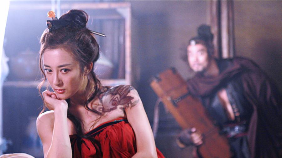 《新萧十一郎》发布会 剧组大尺度亲抱