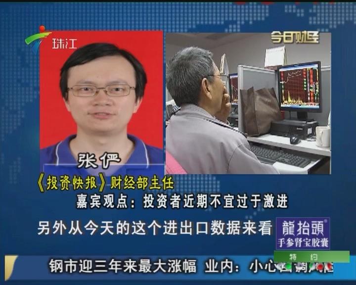张俨:投资者近期不宜过于激进