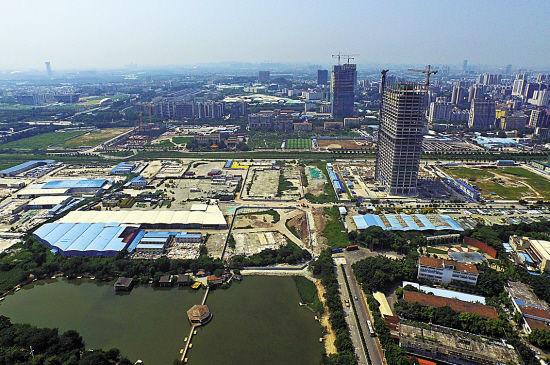 广州:2015年卖地收入逾900亿 海珠区贡献超300亿